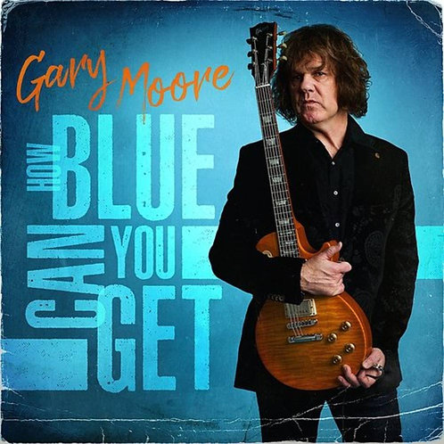Gary Moore-How Blue Can You Get