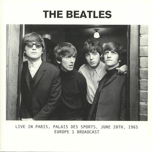 The BEATLES Live In Paris: Palais Des Sports June 20th 1965 Europe 1 Broadcast