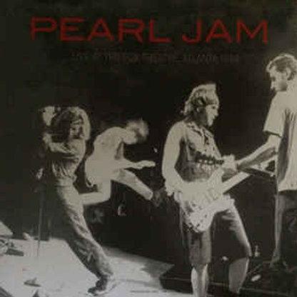 Pearl Jam – Live At The Fox Theatre, Atlanta 1994