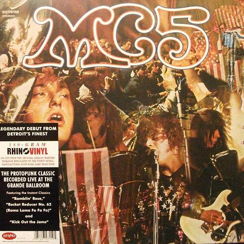 MC5 – Kick Out The Jams