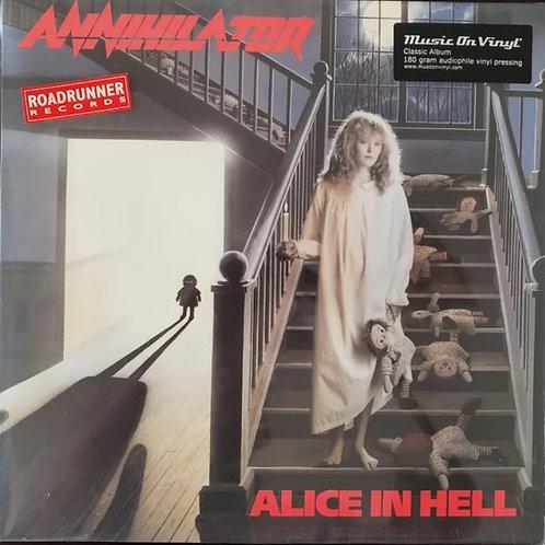 Annihilator– Alice In Hell