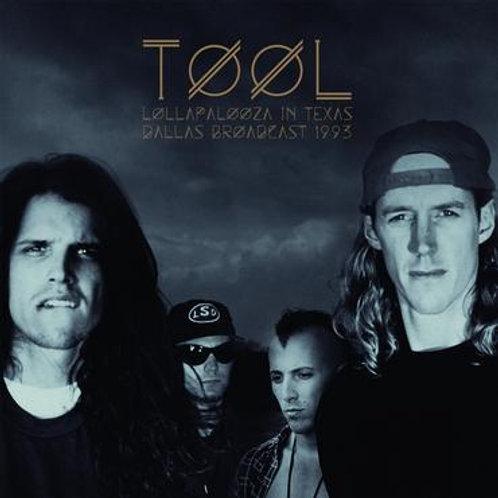 Tool– Lollapalooza In Texas: Dallas Broadcast 1993
