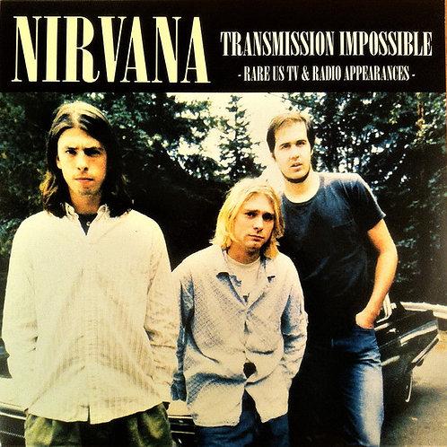 Nirvana – Transmission Impossible -Rare US TV & Radio Appearances