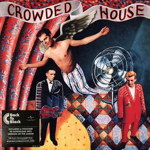 Crowded House – Crowded House