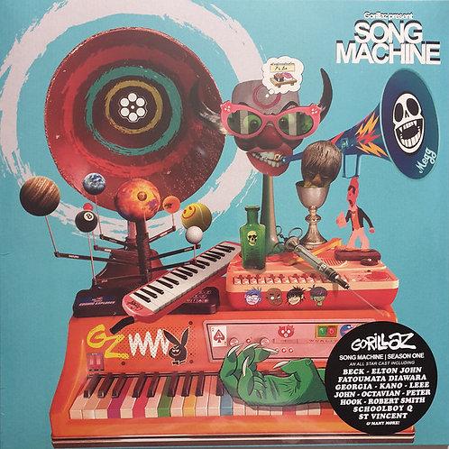 Gorillaz – Song Machine Season One