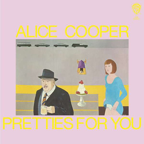 Alice Cooper – Pretties For You