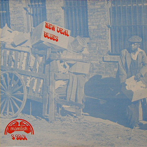 Various – New Deal Blues: 1933-1939