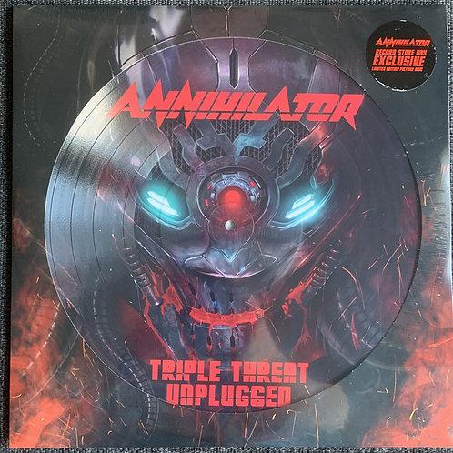 Annihilator – Triple Threat Unplugged
