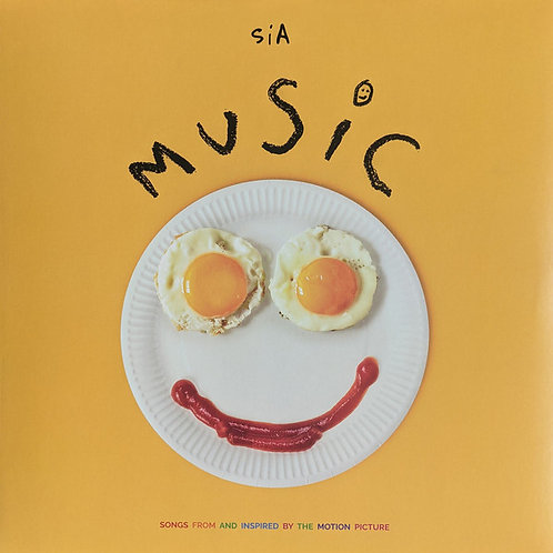 Sia – Music (Songs From And Inspired By The Motion Picture)