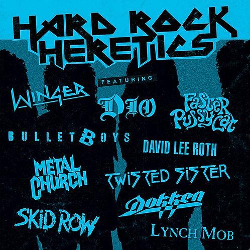 Various – Hard Rock Heretics