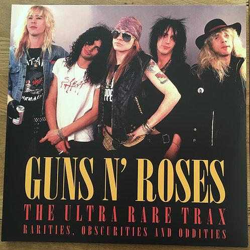 GUNS N' ROSES – THE ULTRA RARE TRAX