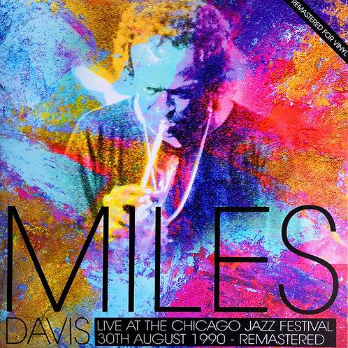 Miles Davis – Live At The Chicago Jazz Festival 1990