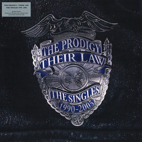The Prodigy – Their Law - The Singles 1990-2005