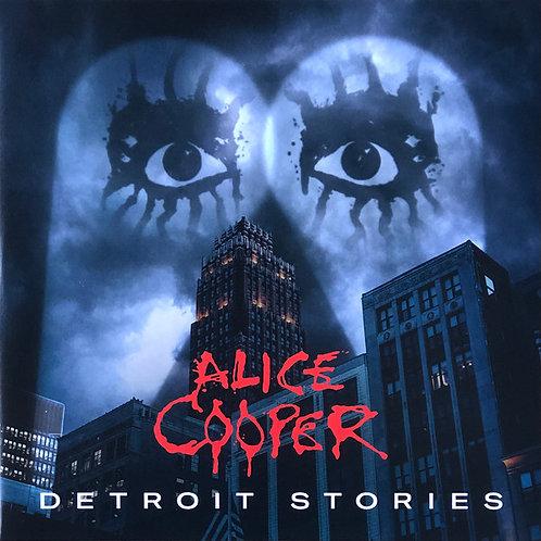 Alice Cooper– Detroit Stories