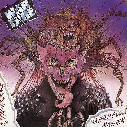 Mayhem Fucking Mayhem-warfare