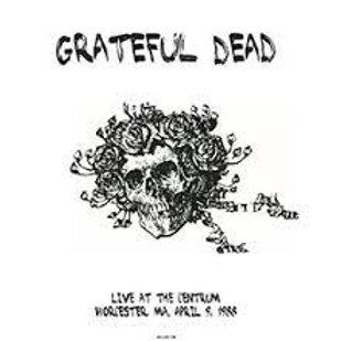 Grateful Dead –Live At The Centrum1988