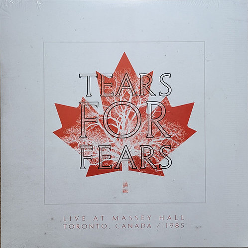 Tears For Fears – Live At Canada (1985)