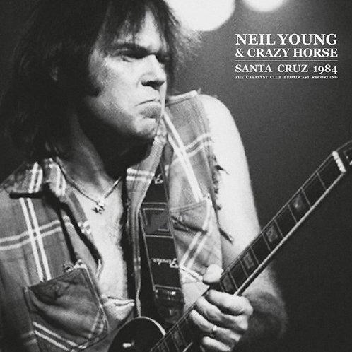 NEIL YOUNG SANTA CRUZ 1984