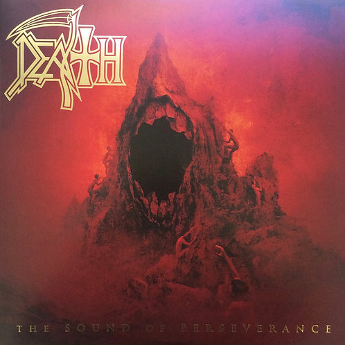 Death–The Sound Of Perseverance