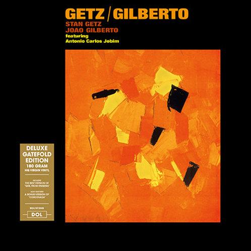 Stan Getz / Joao Gilberto* Featuring Antonio Carlos Jobim 