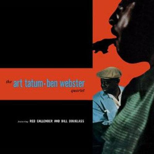 The Art Tatum - Ben Webster Quartet – The Art Tatum - Ben Webster