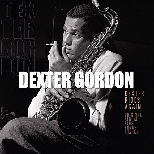 Dexter Gordon – Dexter Rides Again