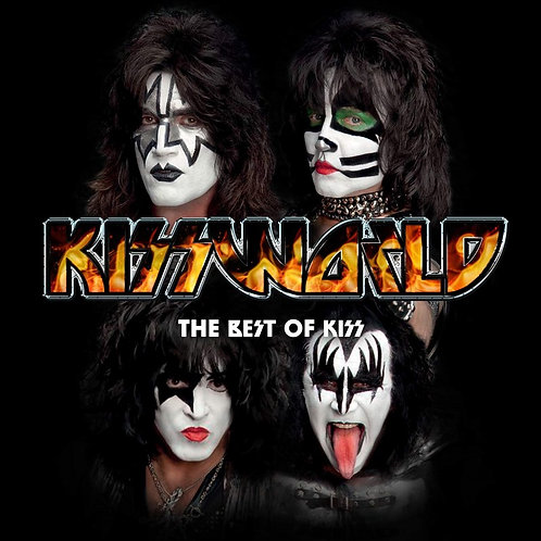 Kiss – Kissworld – The Best Of Kiss
