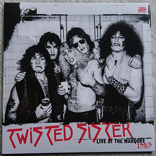 Twisted Sister – Live At The Marquee 1983