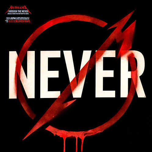 Metallica – Through The Never (Music From The Motion Picture)