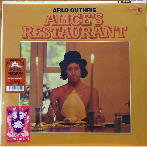 Arlo Guthrie – Alice's Restaurant