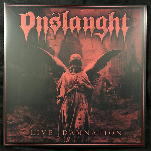 Onslaught-Live Damnation