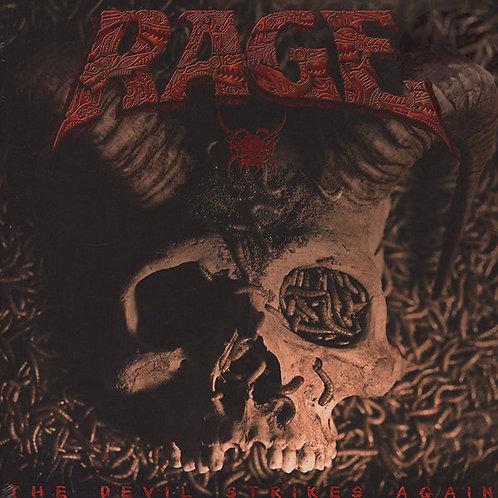 Rage–The Devil Strikes Again