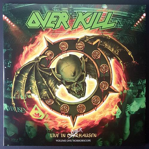 Overkill – Live In Overhausen Volume One: Horrorscope