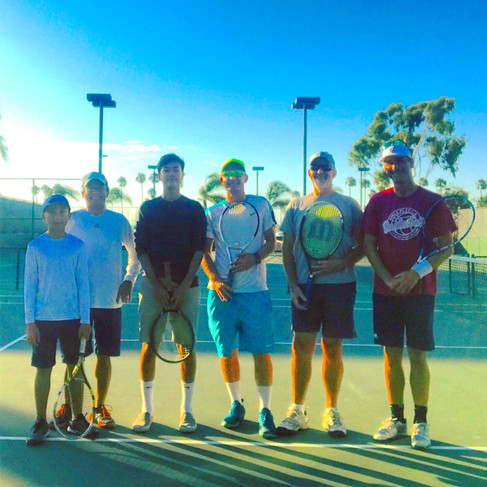 August 2018 Singles/Doubles Round Robin