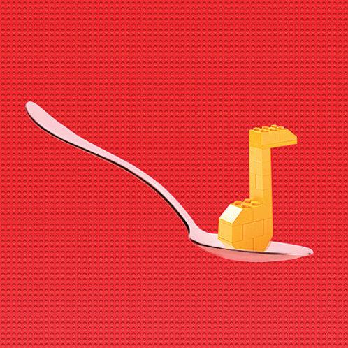 Spoonface Steinberg สปูนเฟซ สไตน์เบิร์ก by Peel the Limelight
