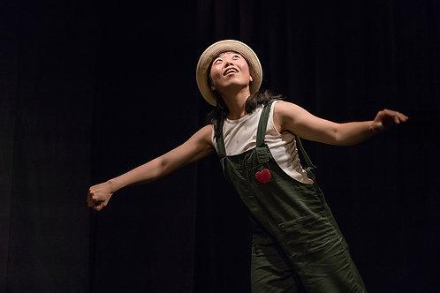 Mime Omnibus <Cloud Farm> by SAN LEE (South Korea)