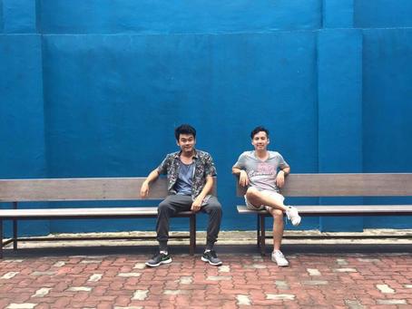 BFAF :Open Waters byTan Shou Chen (SG)and Jaturachai Srichanwanpen (TH)