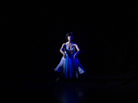 A Noctumal Flower - Wa(r)ter Babies Lullaby : XUMU Dance Theatre ดอกไม้ราตรีและการต่อสู้กับเกลียวคลื