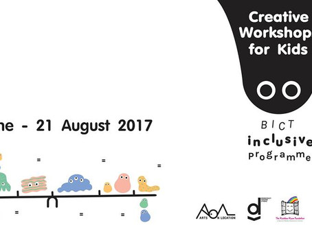 """Creative Workshops for Kids"" BICT Inclusive Programme"