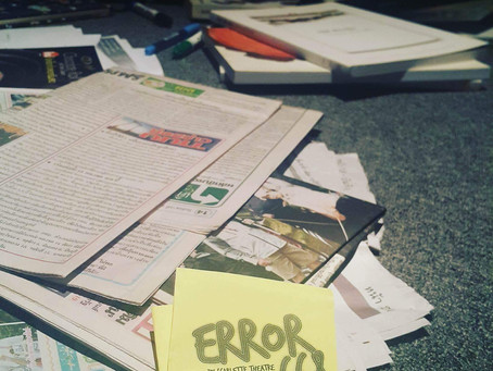ERROR 668 By Scarlette Theatre