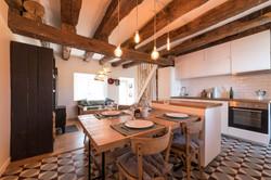 Maison de la mure - Cuisine
