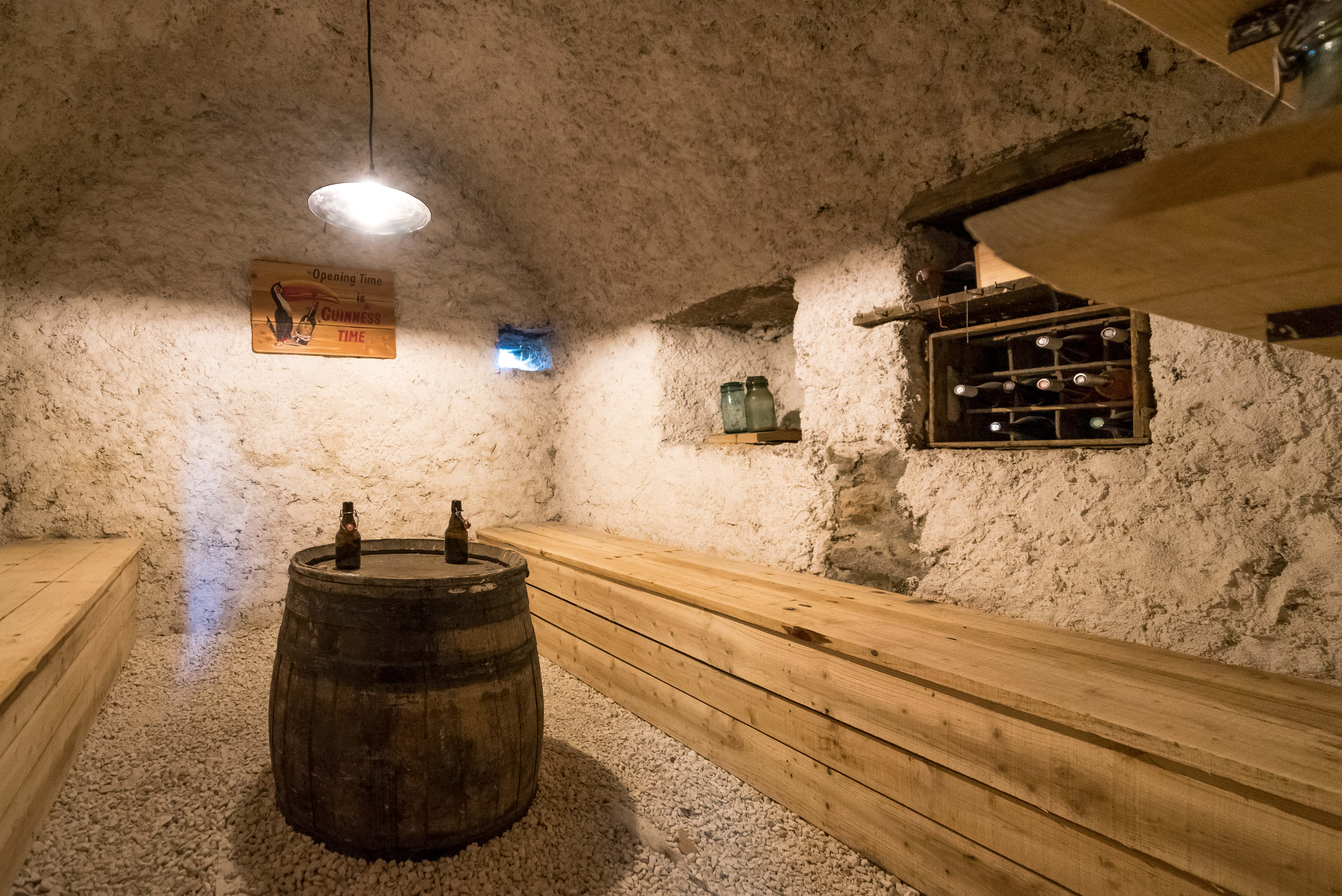 Maison de la mure - Cave