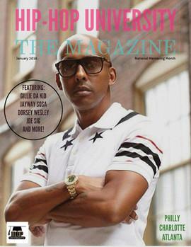 Hip Hop University Magazine: Volume 2