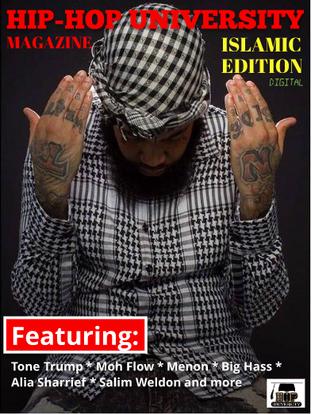 Hip Hop University Magazine: Summer 2018