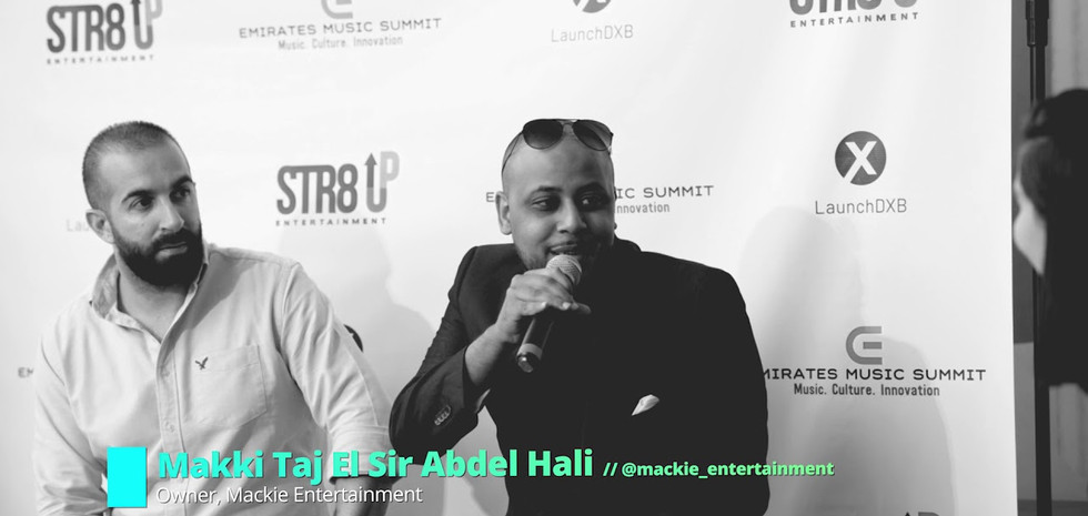 Emirates Music Summit (Speakers)