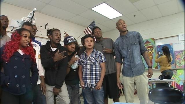 Family Focus: Course fuses hip-hop w