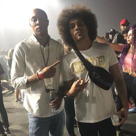 Albert and DJ Brooklyn