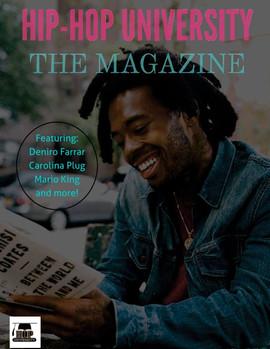Hip Hop University Magazine Volume 1