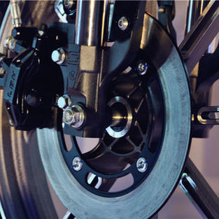 Cbs brake system