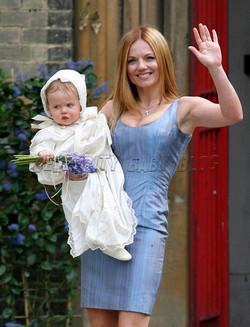 Bluebell, dochter van Geri Halliwell